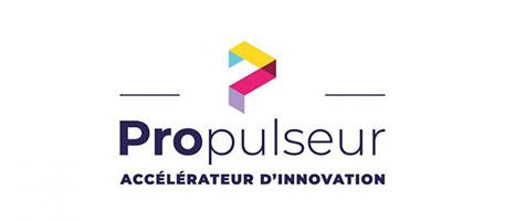 Logo propulseur